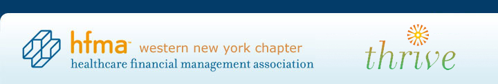 HFMA - healthcare financial management association